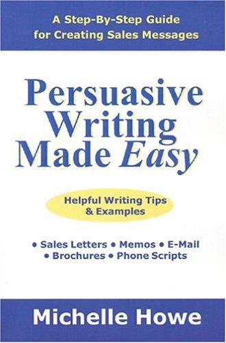 9780975950906: Persuasive Writing Made Easy