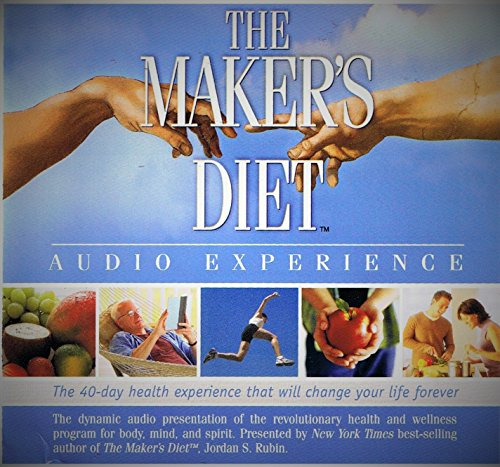 9780975956175: Maker's Diet Audio Experience