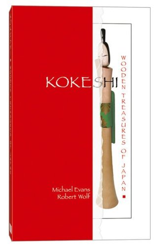 9780975957004: Kokeshi: Wooden Treasures of Japan