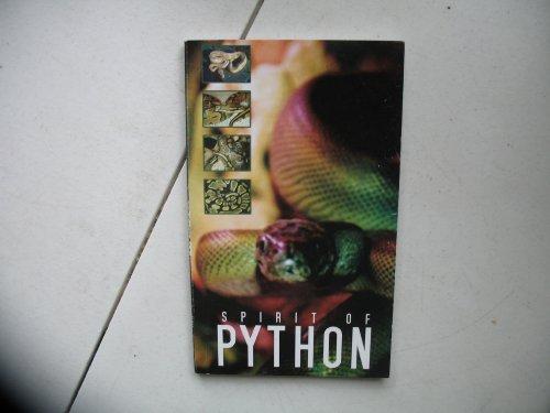 9780975959428: The Spirit of Python