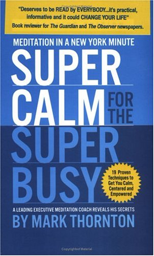 9780975960202: Meditation in a New York Minute: Super Calm for the Super Busy