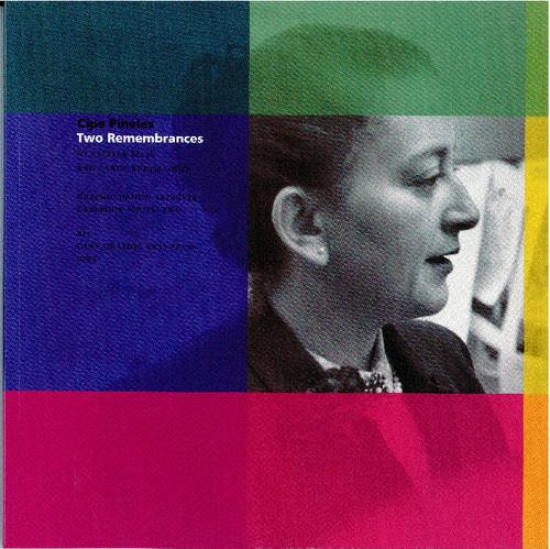 9780975965153: Cipe Pineles: Two Remembrances (Graphic Design Archives Chapbook Series, 2)