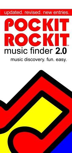 9780975978740: Pockit Rockit Music Finder: 2.0