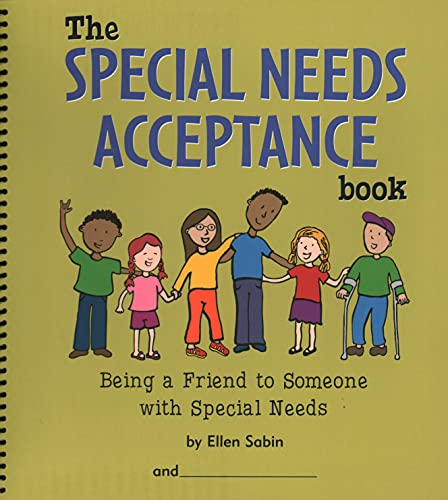 9780975986851: The Special Needs Acceptance Book: Being a Friend to Someone with Special Needs.