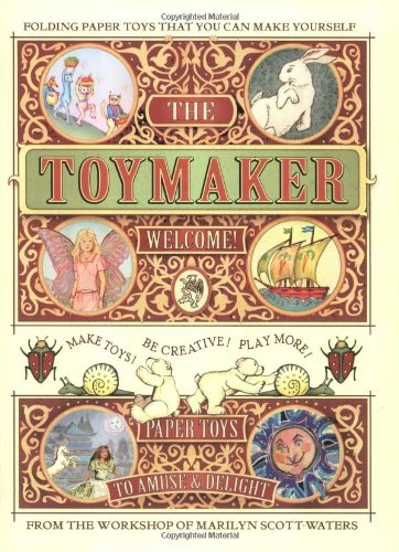 9780975988404: The Toymaker: Paper Toys That You Can Make Yourself