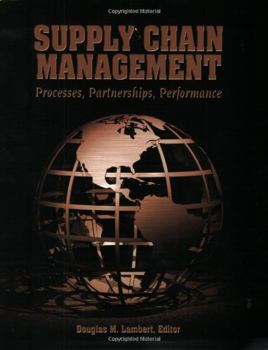 9780975994900: Supply Chain Management: Processes, Partnerships, Performance