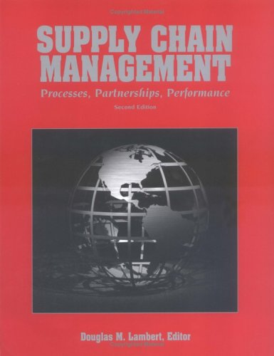 9780975994917: Supply Chain Management: Processes, Partnerships, Performance, 2nd edition