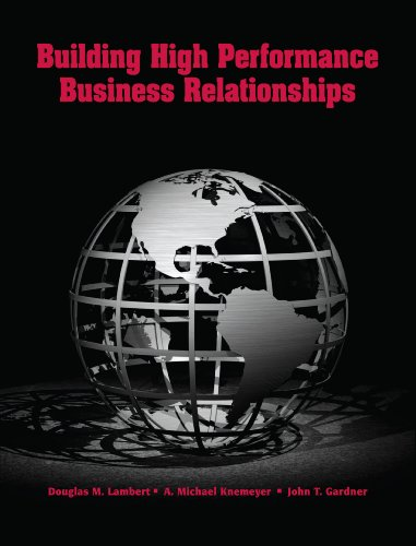 9780975994948: Building High Performance Business Relationships