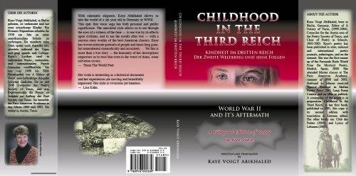 9780976005339: Childhood in the Third Reich