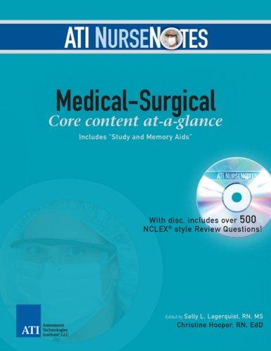 9780976006312: ATI NurseNotes Medical-Surgical