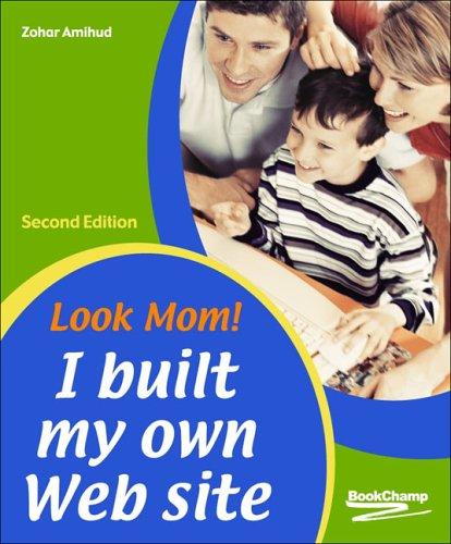 Look Mom! I Built My Own Web: Amihud, Zohar