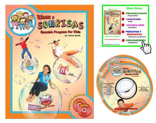 Risas y Sonrisas Spanish Program for Kids: Leticia Smith