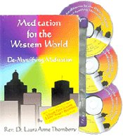 9780976028703: Meditation for the Western World: De-Mystifying Meditation
