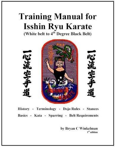 9780976029304: Training Manual for Isshin Ryu Karate