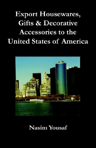 9780976033332: Export Housewares, Gifts & Decorative Accessories to the United States of America