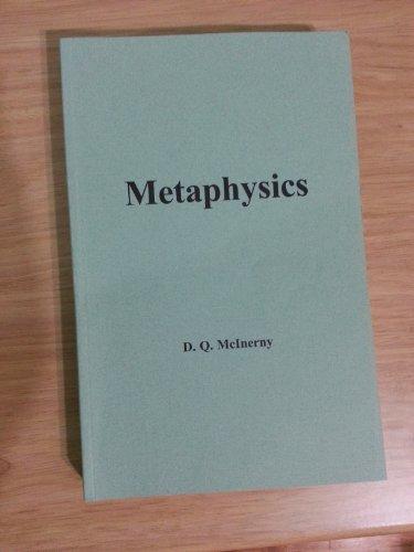 Metaphysics: D. Q. McInerny