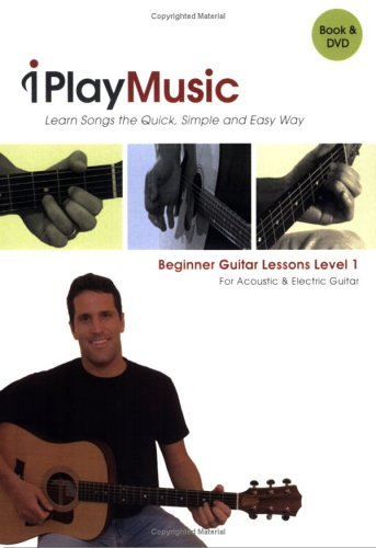 IPlayMusic Beginner Guitar Lessons Level 1: Quincy Carroll