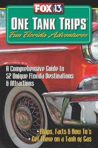 9780976055525: FOX-TV'SOne Tank Trips, Fun Florida Adventures