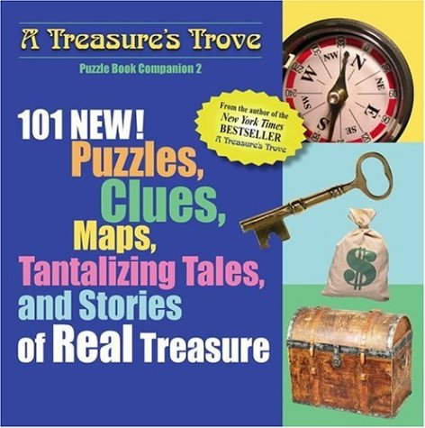 101 NEW! Puzzles, Clues, Maps, Tantalizing Tales,: Michael Stadther; Illustrator-Michael