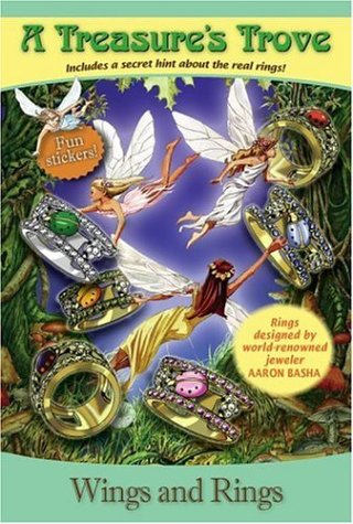Wings and Rings (A Treasure's Trove): Michael Stadther; Illustrator-Michael