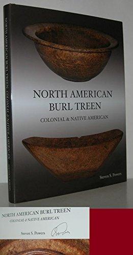 9780976063506: North American Burl Treen, Colonial & Native American