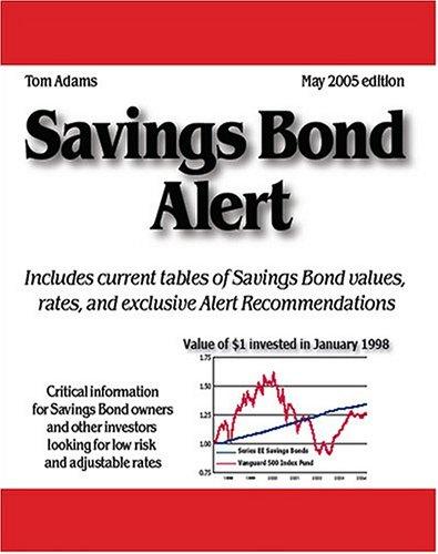 9780976064503: Savings Bond Alert