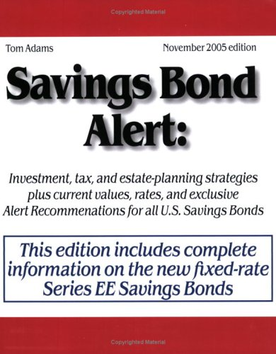9780976064510: Savings Bond Alert: May 2006