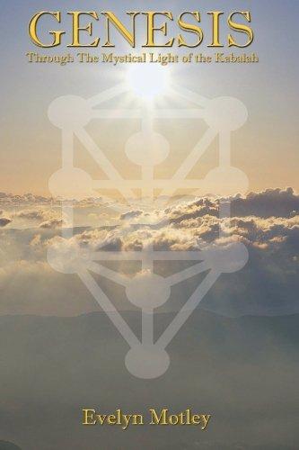 9780976070900: Genesis Through the Mystical Light of the Kabalah