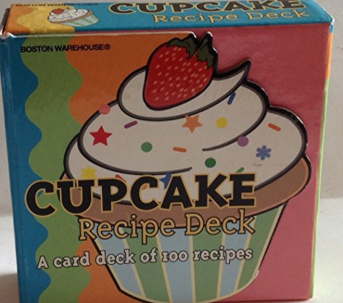 CUPCAKE RECIPE DECK: MARTI LADD AND JOHN GREMER