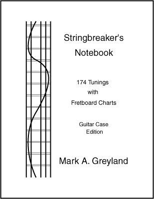 9780976076209: Stringbreaker's Notebook