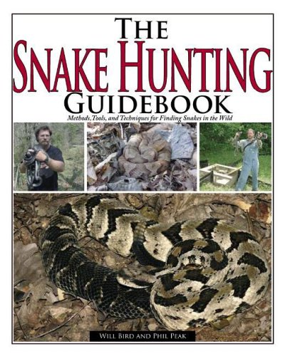 9780976077039: The Snake Hunting Guidebook
