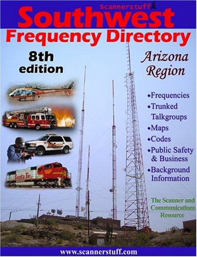 9780976092414: Southwest Frequency Directory, 8th Edition