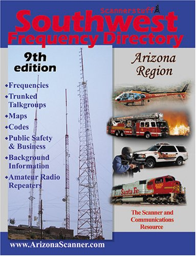 9780976092438: Southwest Frequency Directory, 9th Edition