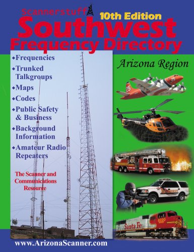 9780976092490: Southwest Frequency Directory, 10th Edition