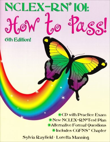 NCLEX-RN 101 How to Pass: Rayfield, Sylvia, Manning,