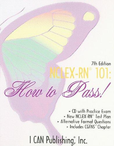 9780976102984: NCLEX-RN 101: How to Pass!