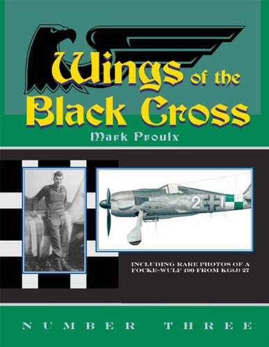 9780976103493: Wings of the Black Cross: Phot Album of Luftwaffe Aircraft