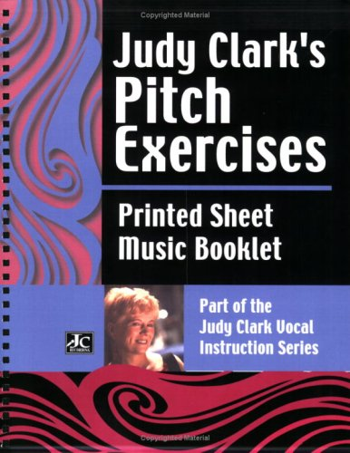 9780976116608: Pitch Exercises for the Voice, Volume 1 (Pitch and Ear Training, Volume I)