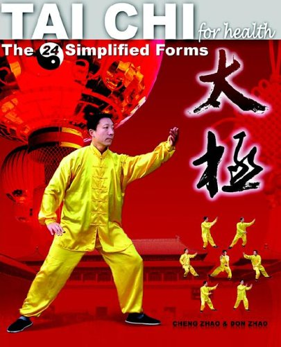 9780976118312: Tai Chi for Health: The 24 Simplified Forms