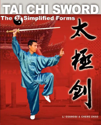 9780976118329: Tai Chi Sword: The 32 Simplified Forms