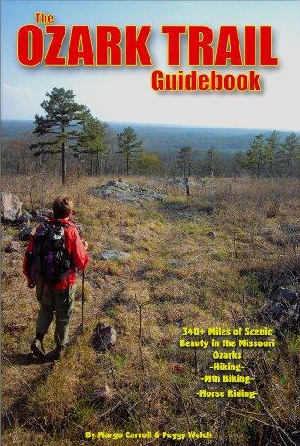 9780976123118: The Ozark Trail Guidebook