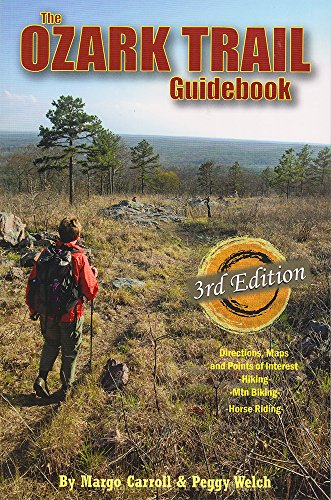 9780976123125: The Ozark Trail Guidebook (3rd edition)