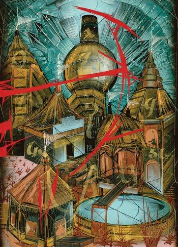 Lari Pittman: Paintings and Works on Paper:
