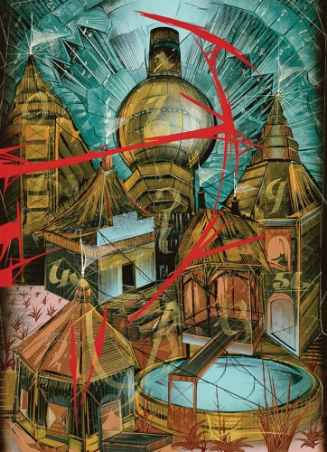 9780976134411: Lari Pittman: Paintings and Works on Paper: 2005-2008