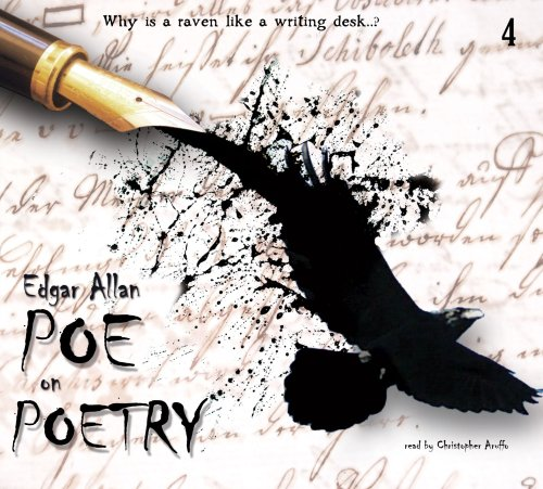 9780976143581: Edgar Allan Poe Audiobook Collection 4: Poe on Poetry