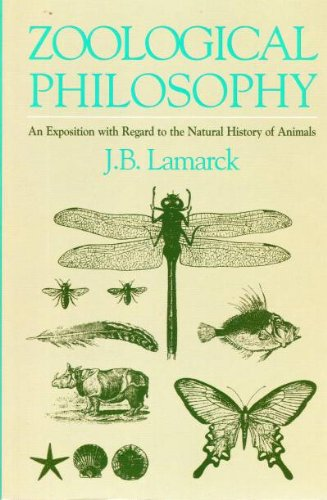 9780976160397: Zoological Philosophy, An Exposition with Regard to the Natural History of Animals