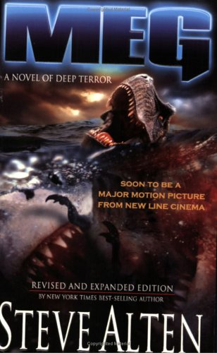 MEG: A Novel of Deep Terror (Meg): Steve Alten