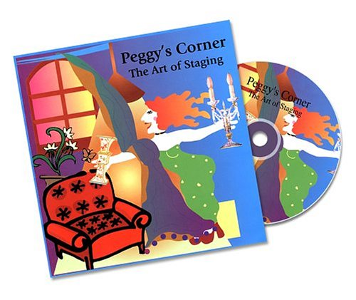 9780976166016: Peggy's Corner: The Art of Staging (Book & DVD)