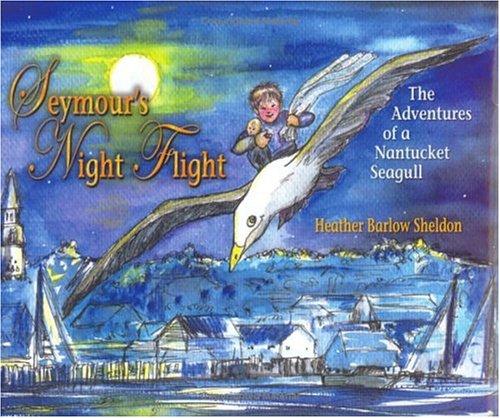 9780976182009: Seymour's Night Flight: The Adventures of a Nantucket Seagull