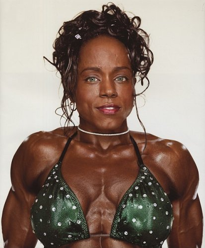 Female Bodybuilders: Schoeller, Martin